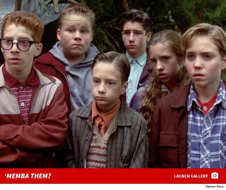Stephen King's 'IT' Cast 'Memba Them? | TMZ.com
