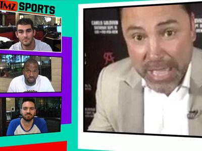 Oscar De La Hoya Suggests Canelo Will Break $50 Mil for GGG Fight