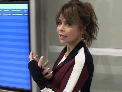 Paula Abdul: Lakers Retired My Uniform Too, But There's a Huge Problem!
