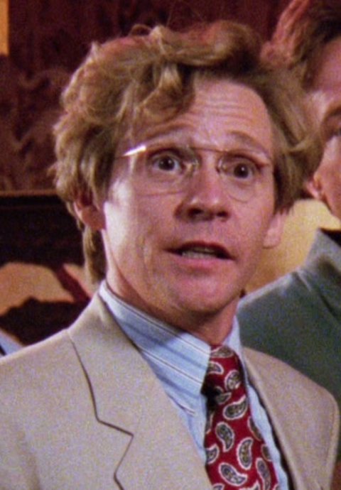 Dennis Christopher as Eddie Kaspbrak
