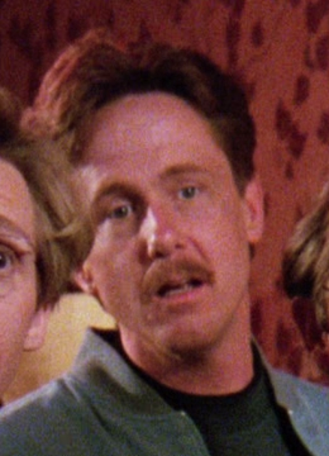 Harry Anderson as Richie Tozier