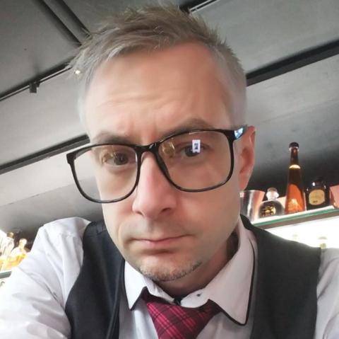 Adam Faraizl is now 39