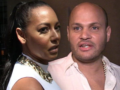 Mel B Fears Her Kids Will Be Exposed to Sex Tapes with Stephen Belafonte
