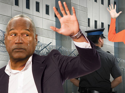 O.J. Simpson Happy About Prison Release ... Sort Of