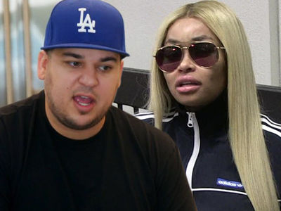 Rob Kardashian and Blac Chyna Settle Custody War, You Pay Me, I Drop Domestic Violence Allegations