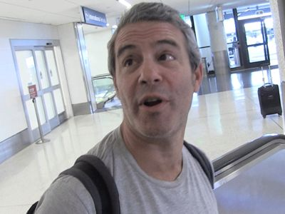 Andy Cohen Says Jennifer Lawrence Tells Him Who to Fire From 'Housewives'