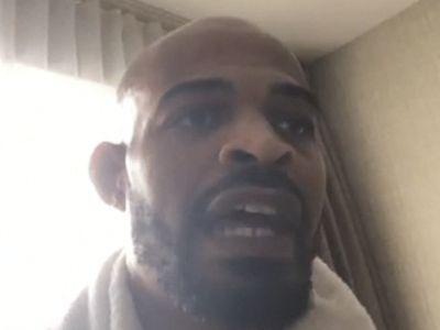 Luke Rockhold's UFC Opponent: Violent Threats Don't Scare Me, 'He Ain't a Killer!'