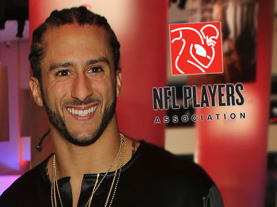 Colin Kaepernick Wins MVP of NFLPA Weekly Community Award