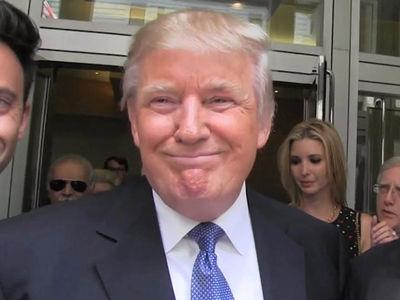 Trump GOP Poll, The Prez Can't Fail!!