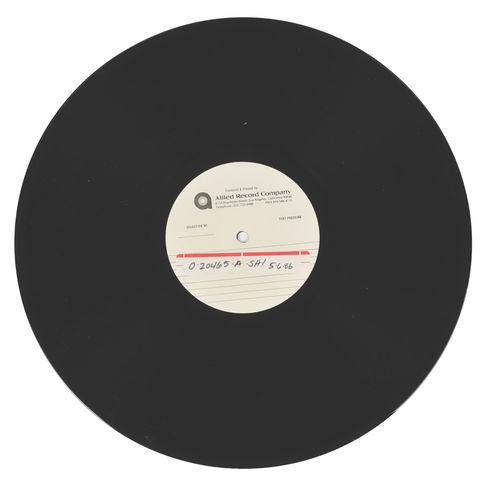 Prince's 'Mountains' Recording Album -- estimated price: $2,500