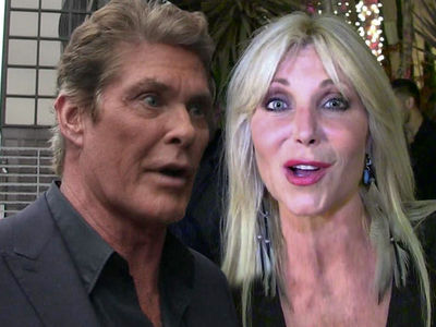 David Hasselhoff Wants to Cut Off Ex-Wife's Spousal Support