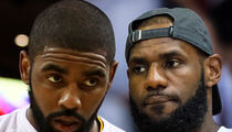 Kyrie Irving: I Didn't Speak with LeBron Before Leaving CLE, 'Why Would I Have To?'