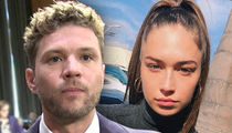 Ryan Phillippe's Girlfriend Sues Claiming He Brutalized and Beat Her