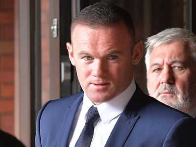 Wayne Rooney Convicted of Drunk Driving, Gets 2-Year Driving Ban