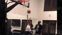 Kobe Bryant's Daughter Is Training Like Pops, Introducing 'Mambacita'