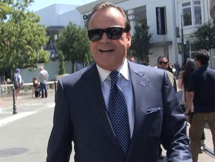 Rick Caruso Says O.J. Simpson is Welcome at The Grove ...