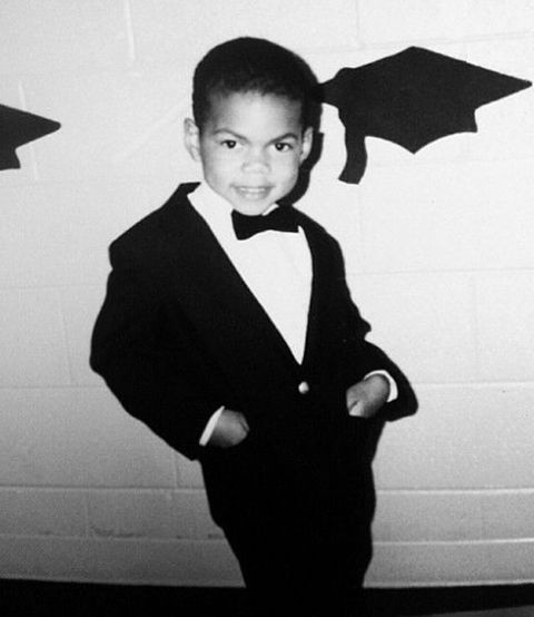 Before this fancy little man was topping the charts, he was just another dapper little dude growing up in Chicago, Illinois.