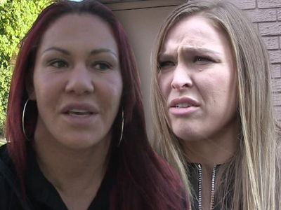 Cris Cyborg: Ronda Rousey's a Loser, I Don't Want to Fight Her Anymore
