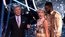 'DWTS' Barbara Corcoran, Crotch Grab Seen 'Round the World!!!