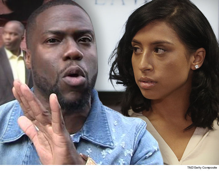 Kevin Hart Extortion Sex Tape Case, Search Warrants are