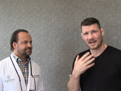 Michael Bisping Gets Major Mouth Reconstruction, 'I Get Punched In the Teeth'