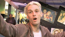 Aaron Carter On His Way to Rehab