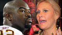 Albert Haynesworth & Baby Mama: Cops Called Over Argument About Cheating