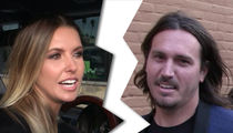 Audrina Patridge Files for Divorce, Gets Restraining Order Against Husband (UPDATE)