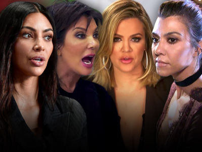 Kris, Kim, Khloe, Kourtney Kardashian Sued for $32 MILLION Over Beauty Products