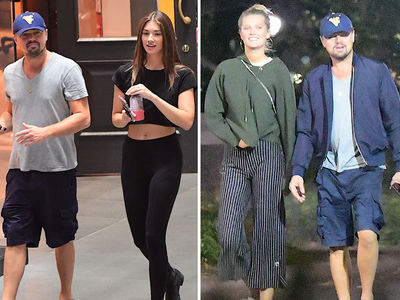 Leonardo DiCaprio Does Date Night Doubleheader with Models, Including Ex Toni Garrn