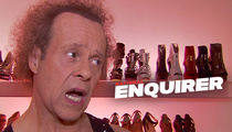 Richard Simmons Ordered to Pay for National Enquirer's Lawyers