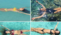 Famous Floaters -- See the Buoyant Babes