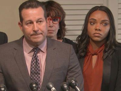 Aaron Hernandez's Fiancee Sues Patriots Over CTE Claims