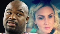 Albert Haynesworth Baby Mama 'Saddened & Humiliated' By Dom. Violence Allegations