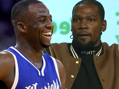 Draymond Green to Kevin Durant: Laugh At My Penis, I'll Laugh At Your Twitter!