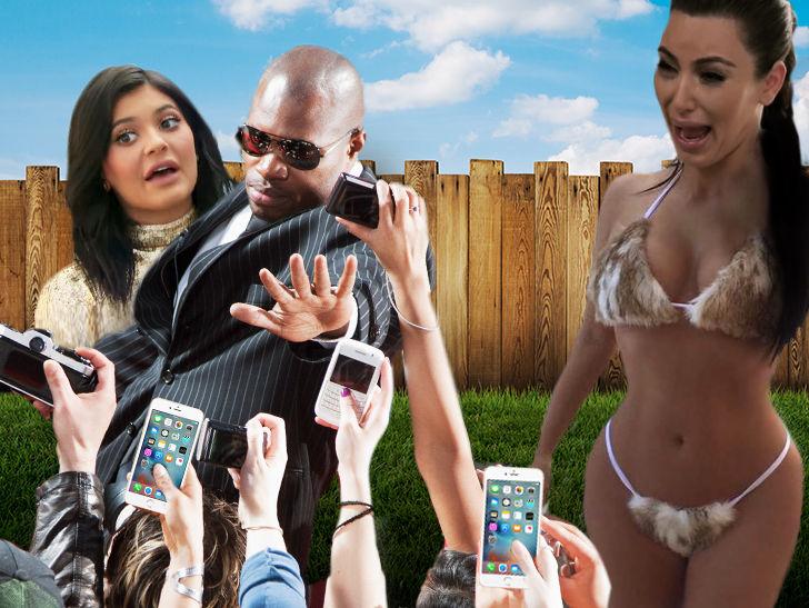 Kylie Jenner Pregnant Pics Over Hot Kim K In Bikini Survey Says