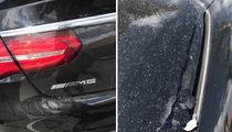 Torrei Hart's Mercedes-Benz Vandalized On Heels of Kevin's Scandal