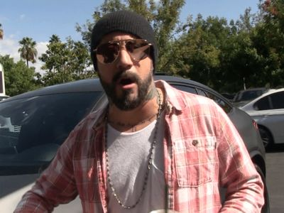 AJ McLean's Reaching Out to Aaron Carter, Hopes to Help Him Get Sober