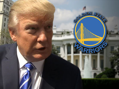 Golden State Warriors Accept Trump's Un-Invitation to White House, Will Still Go to D.C.