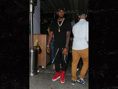Usher Celebrates Jermaine Dupri's Birthday Despite Herpes Lawsuits
