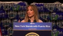 Jennifer Lopez Announces $1 Million Dollar Donation to Puerto Rico Hurricane Relief