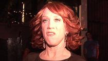 Kathy Griffin Says Neighbor Threatening Violence, Gets Restraining Order