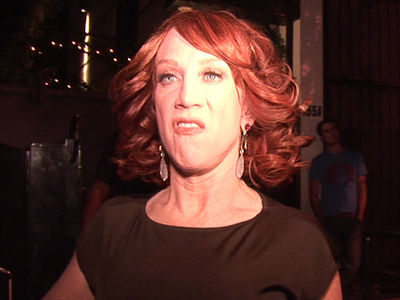 Kathy Griffin Says Neighbor Threatening Violence, Gets Restraining Order