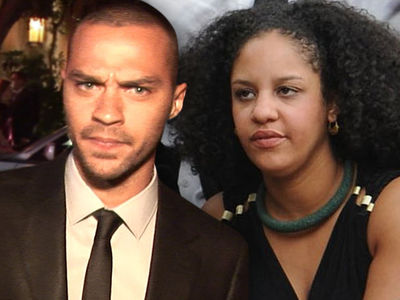 Jesse Williams Coughs Up Huge Spousal, Child Support Payment