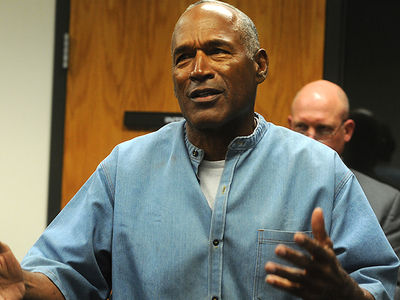 O.J. Simpson Parole Board in the Dark about Spousal Battery Conviction (UPDATE)