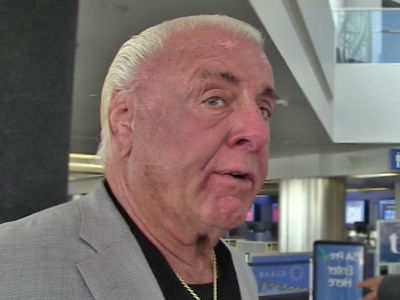 Ric Flair: I Banged 10,000 Women ... Give Or Take