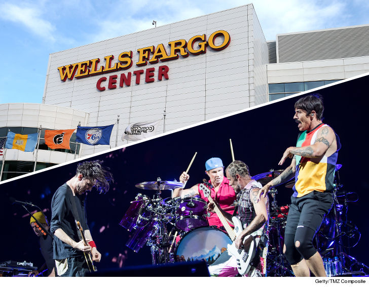 red hot chili peppers concert triggers wrongful death lawsuit. Black Bedroom Furniture Sets. Home Design Ideas