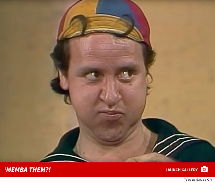 Quico On El Chavo Del 8 Memba Him Tmzcom