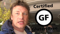 Celebrity Chef Jamie Oliver Sued Over False 'Gluten Free' Labels on Recipes