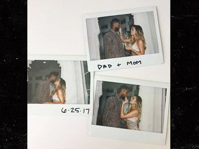 Khloe Kardashian's 'Dad + Mom' Pic with Tristan Thompson was NOT Pregnancy Announcement
